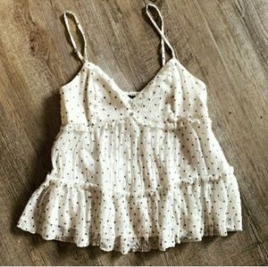 Abercrombie & Fitch Babydoll Tank